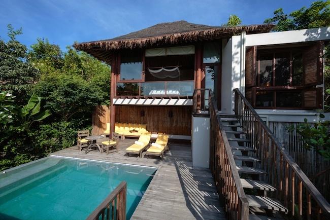 Six Senses Koh Samui - Ocean Front Pool Villa Exterior