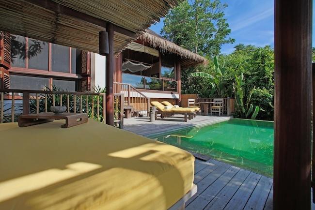 Six Senses Koh Samui - Ocean Front Pool Villa Exterior 2