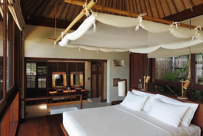 Six Senses - Ocean Fron Pool Villa - King-Size Bett