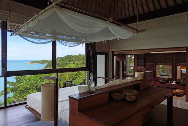 Six Senses - Ocean Fron Pool Villa - Aussicht 2