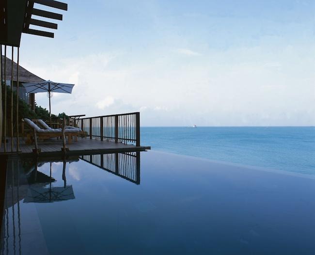 Six Senses Koh Samui - Ocean Front Pool Villa - Swimming Pool
