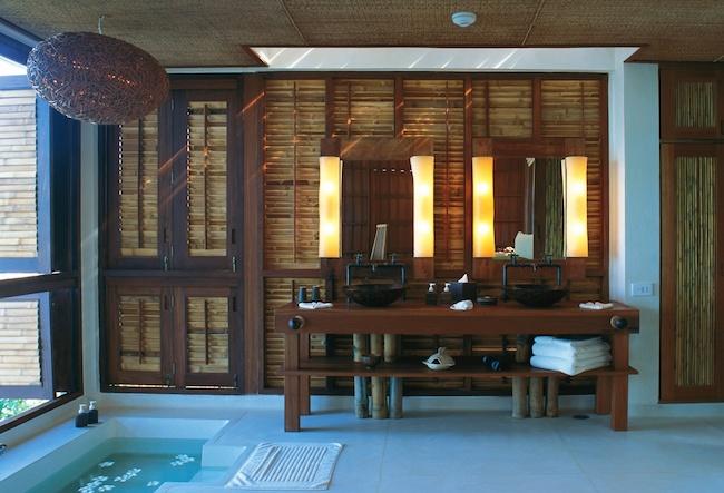 Six Senses Koh Samui - Badezimmer