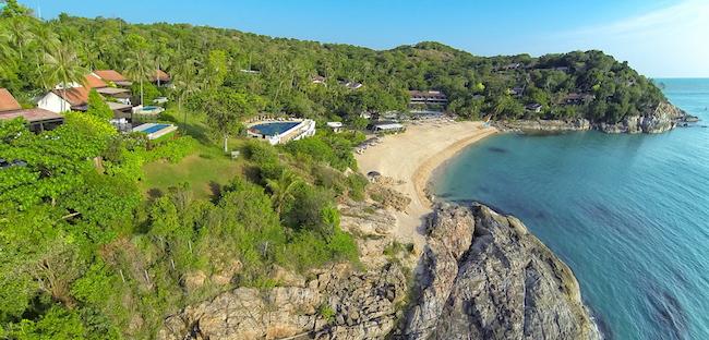Tongsai Bay Resort