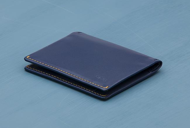 3f98b95f4dbd5 Portemonnaie für Herren mit Idealfigur  Slim Sleeve Wallet von ...