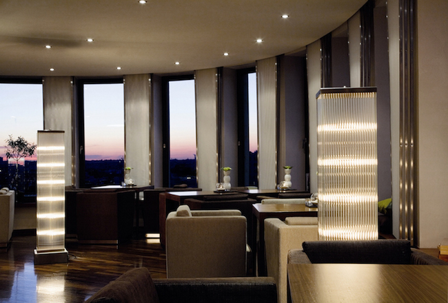 Executive Lounge im Sofitel Berlin