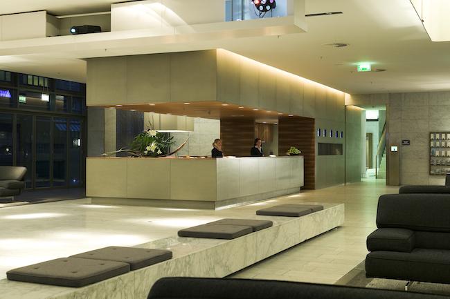 Sofitel - Lobby & Eingang