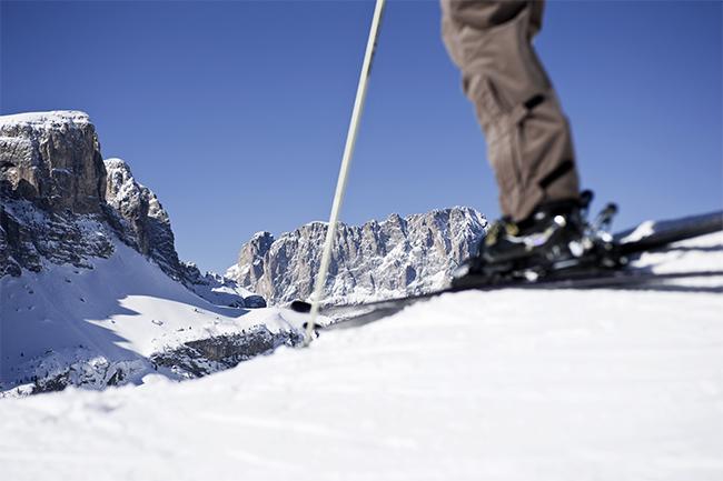 Alta Badia Skigebiet