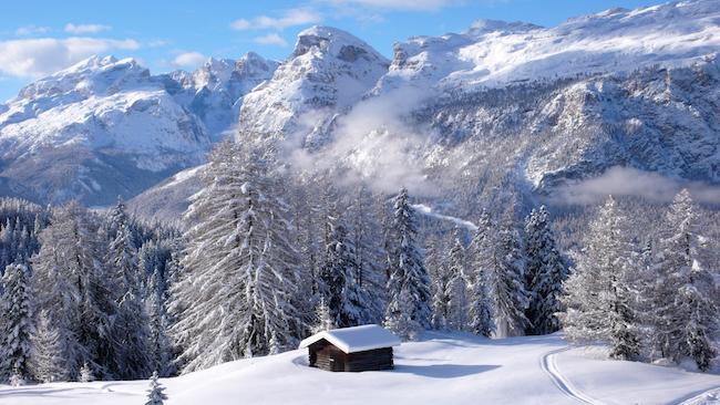 Dolomiten - Die bleichen Berge