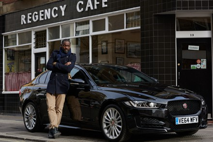 Idris Elba / Jaguar XE