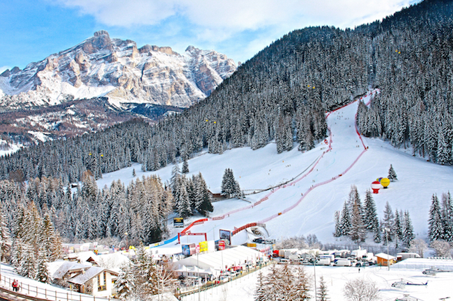 Skiweltcup Riesenslalom