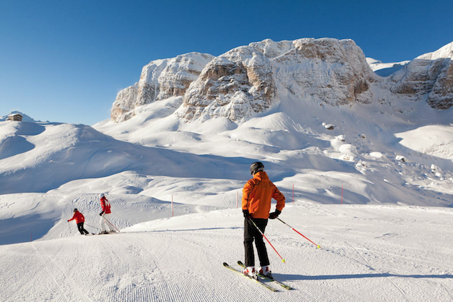 Wintersport in Alta Badia