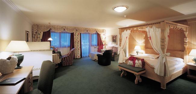 Zimmer Hotel Sassongher