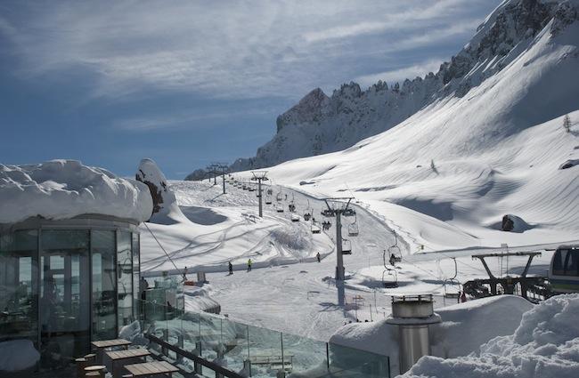 Skilift - Porta Vescovo