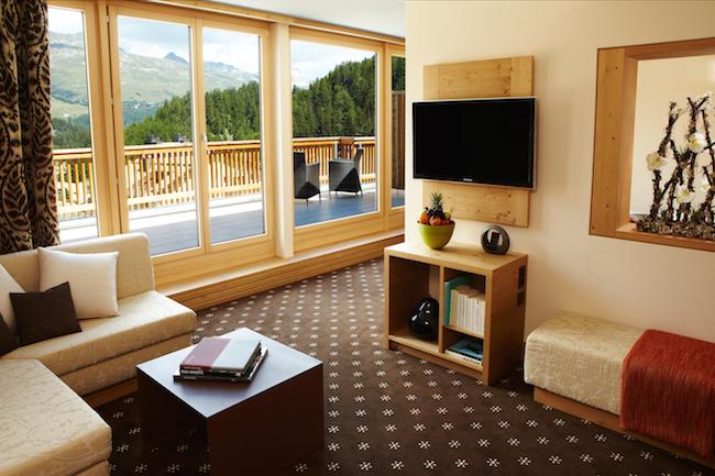 Nira Alpina Hotel Silvaplana