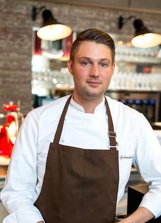 Chef De Cuisine - Anton Geschwendter