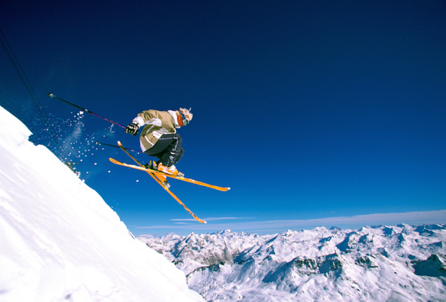 skiurlaub-mode