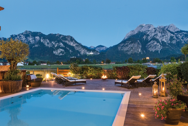 Hotel Konig Ludwig Resort Spa In Fussen