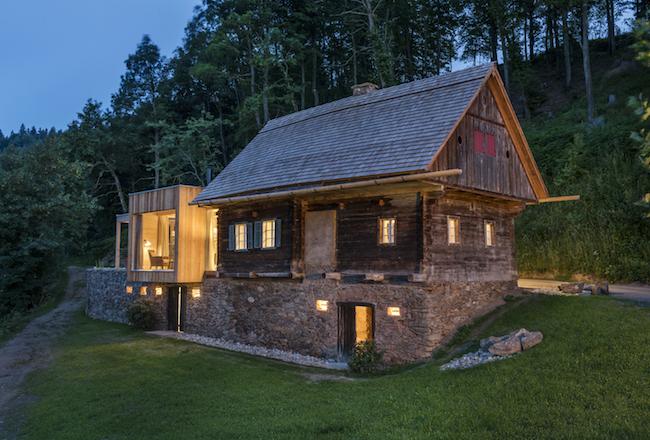 PuresLeben Ferienhaus - Exterior Stadl