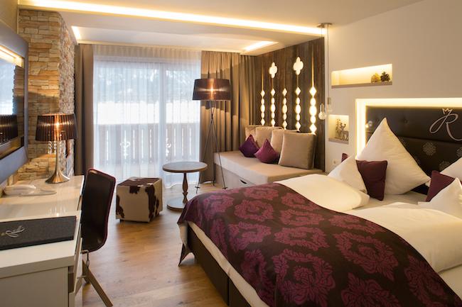 Wellnesshotel - DasRuebezahl - Alpentraum Zimmer