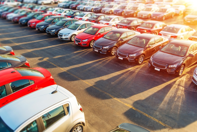 Gebrauchtwagenverkauf