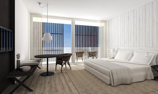 Mare Pineta - Luxushotel Zimmer