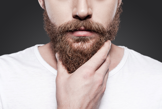Bartpflege Gentleman
