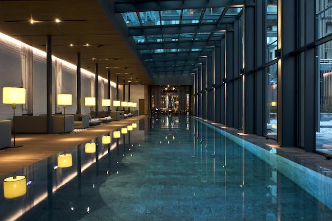 The Chedi Andermatt - Pool