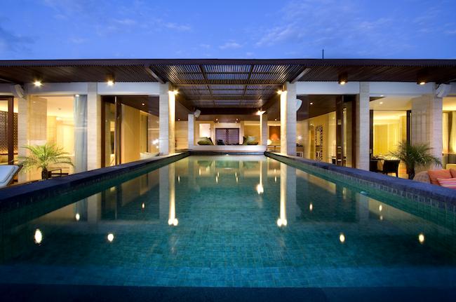 Anantara - Seminyak Penthouse Pool