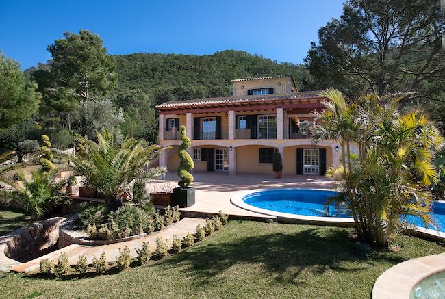 Finca in Andratx auf Mallorca
