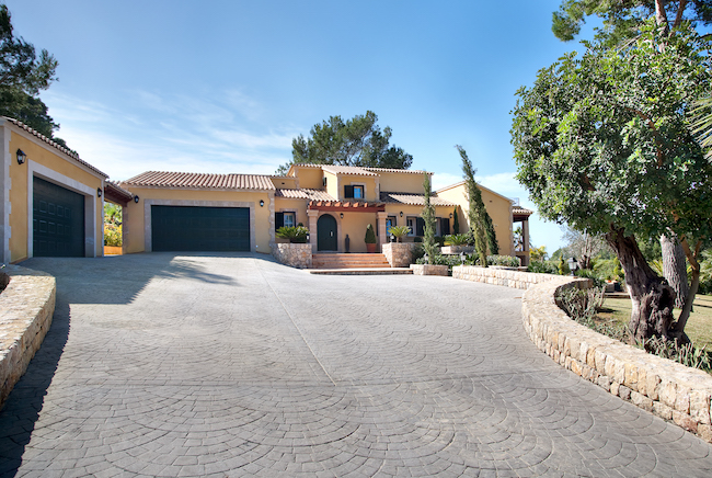 Finca-Villa auf Mallorca in Andratx