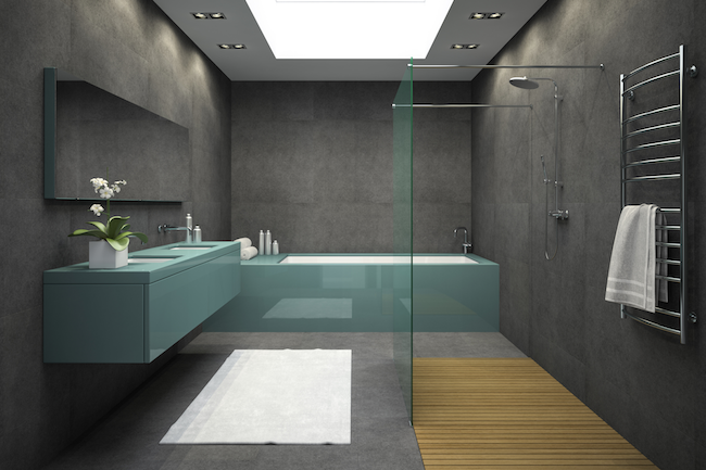 Badezimmer Herren