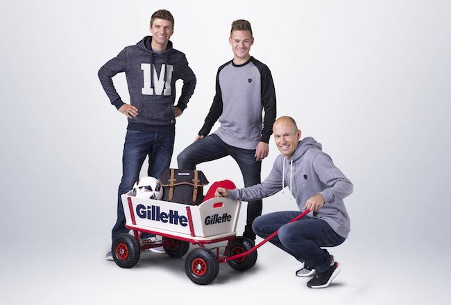 Gillette Kampagne