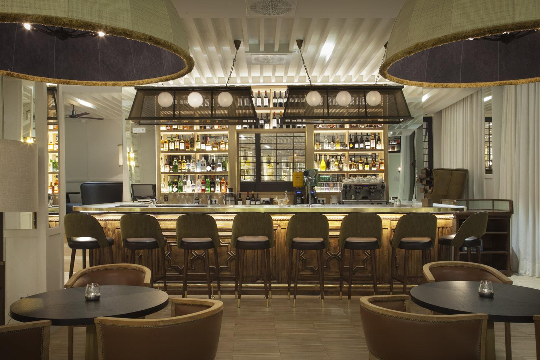 Hotel Camiral Lounge Bar