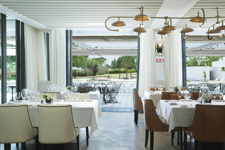 Hotel Camiral - Restaurant -1