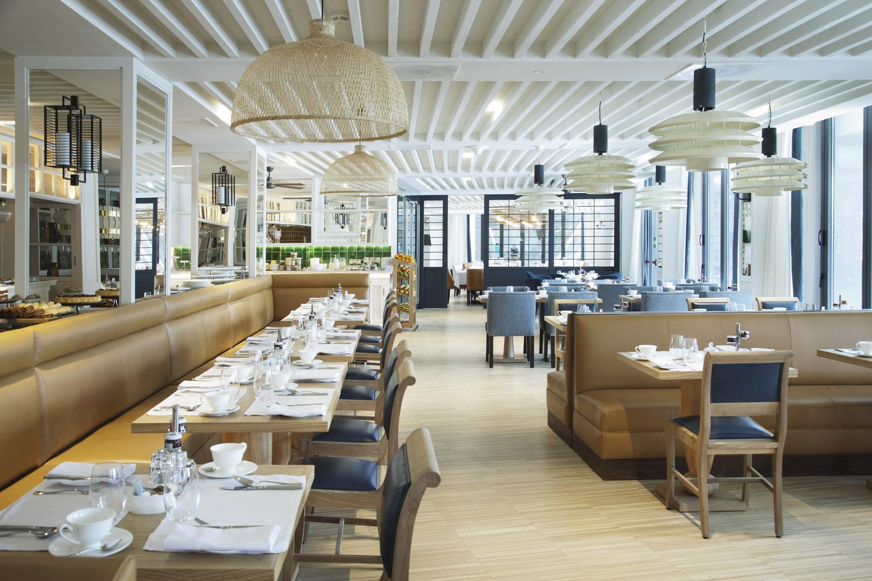 Hotel Camiral - Restaurant -2