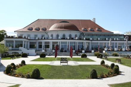 Atlantic Grand Hotel - Außenansicht