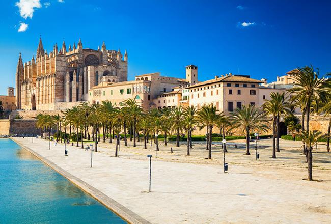 Überwintern auf Mallorca