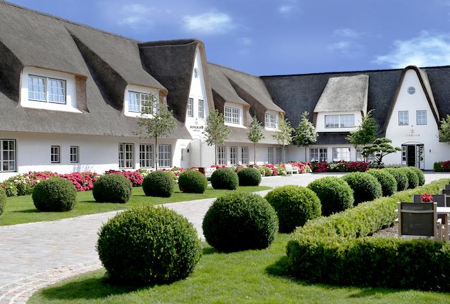 Severin*s Hotel auf Sylt