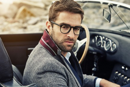 Gleitsichtbrille - Herren