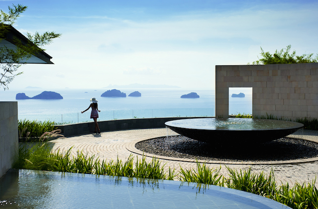 Conrad Koh Samui - The Five Island
