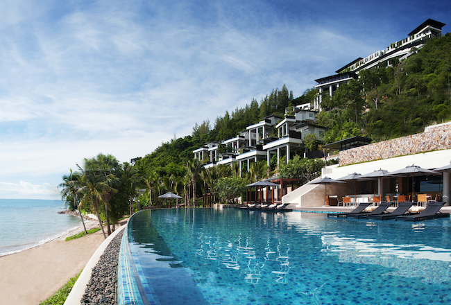 Conrad Koh Samui - Azure Swimming Pool