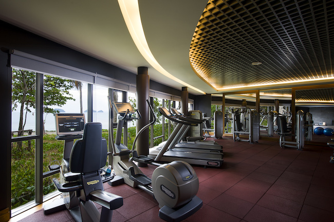 Conrad Koh Samui - Fitness Center