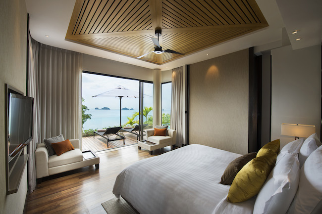 Conrad Koh Samui - Bedroom Suite 1