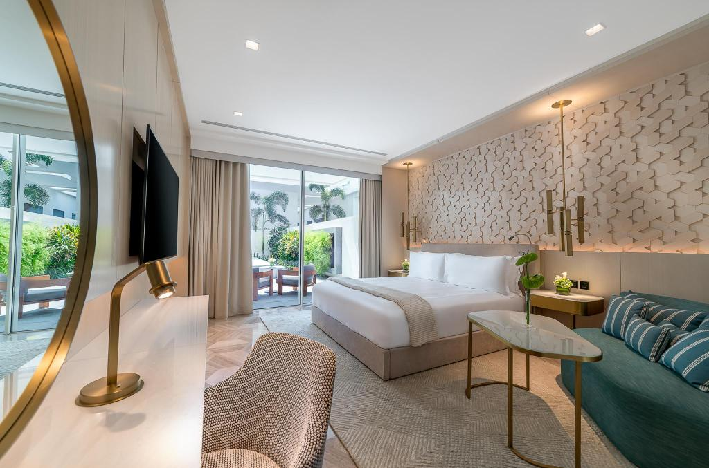 Viceroy Palm Jumeirah Bed 2