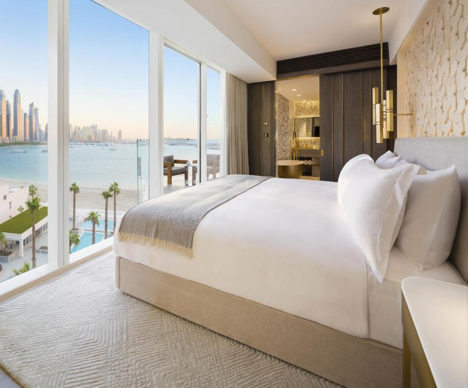 Viceroy Palm Jumeirah Bed
